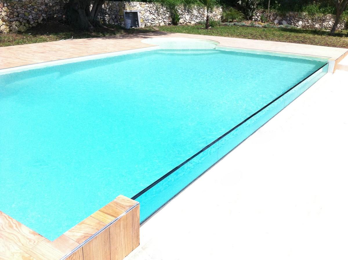 Quanto costa una piscina interrata il prezzo a misura dei - Prezzo piscina interrata ...