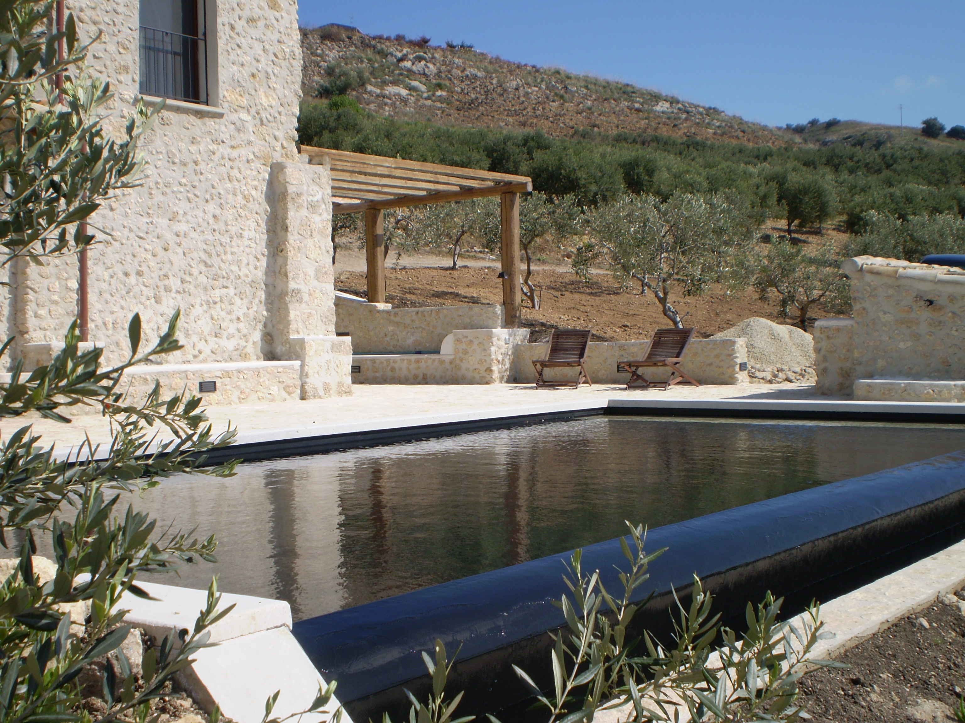 RS Piscine in Sicilia  Piscine Scenografiche - RS Piscine in Sicilia